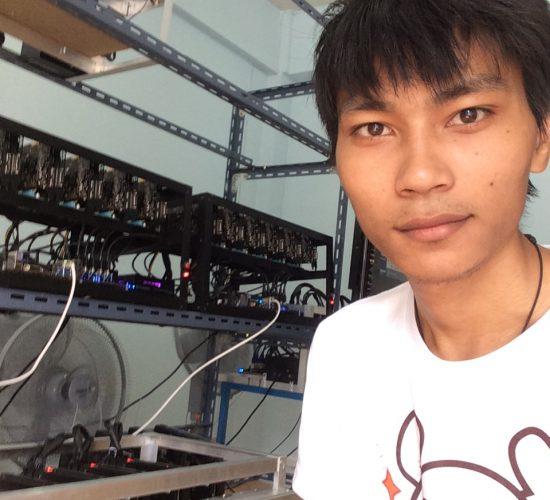 GPU Minner ขุด bitcoin เครื่องขุด ขุดด้วย GPU